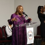 Council Member Vanessa Gibson. 1/19/15