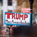 Trump At Plaza Hotel 12-11-15