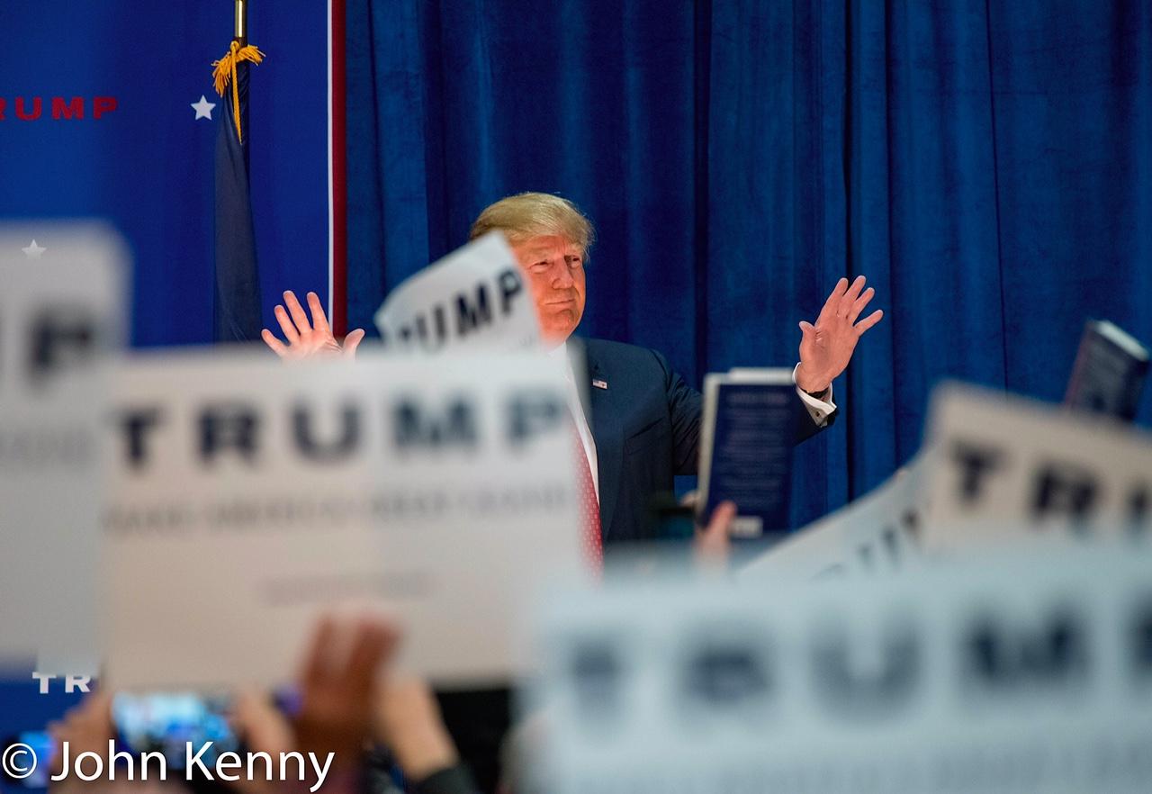 Trump Nashua, NH 12-28-15