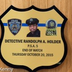 Det. Holder Memorial 10-20-16