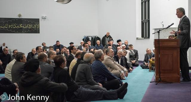 Albanian Islamic Cultural Center 12-11-16