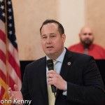 Bronx County Republican Chairman Mike Rendino 3/8/17