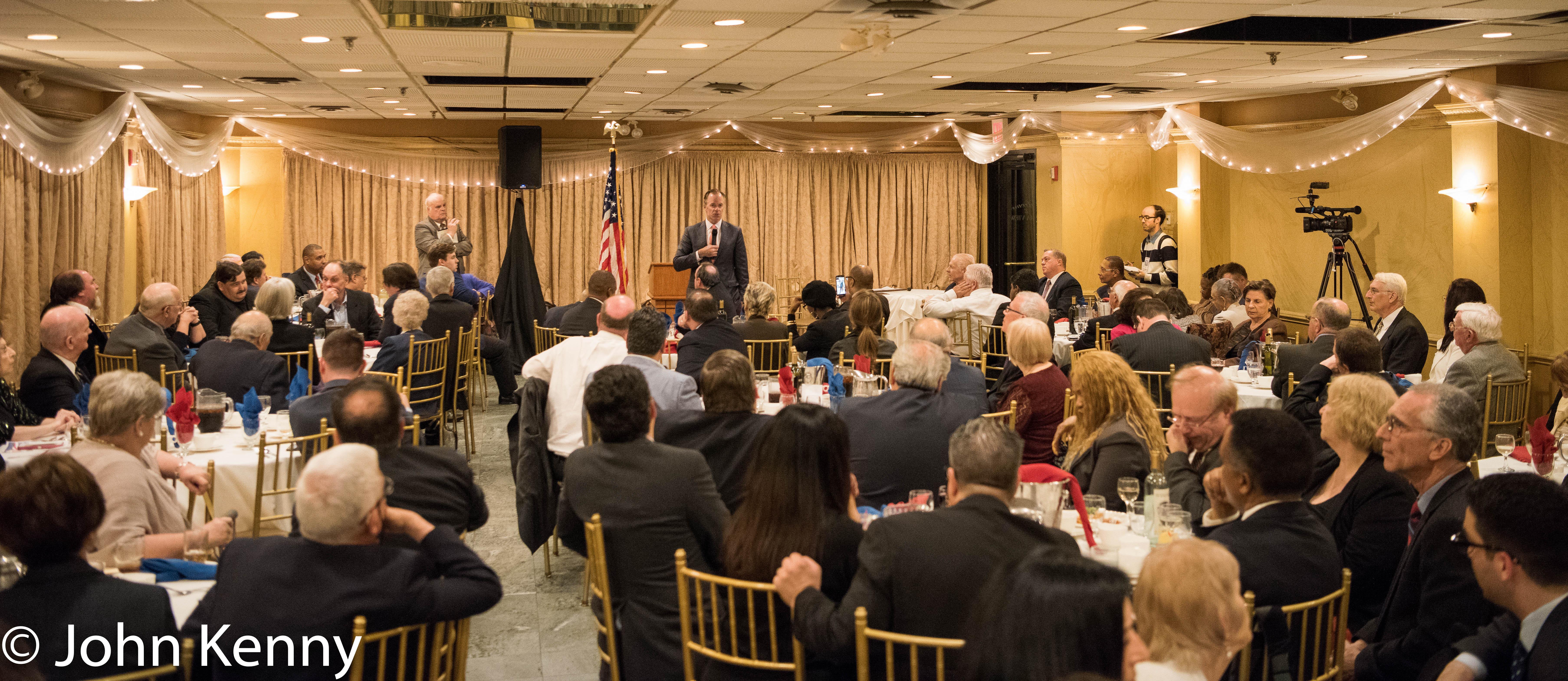Candidates Court Conservatives (Updated) | New York True